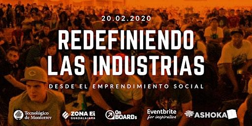 #Onboard | Redefiniendo las Industrias desde el Emprendimiento Social