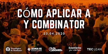 #OnboardOnline | Cómo aplicar a Y Combinator boletos