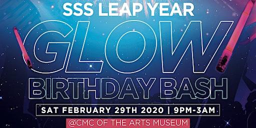 SSS Leap Year Glow Birthday Bash