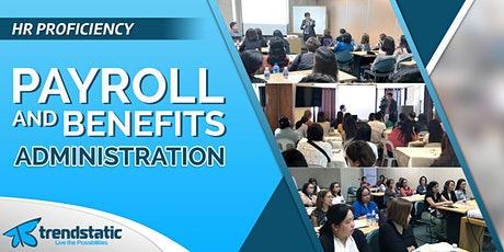 Mandatory Payroll Benefits Administration February 21, 2020 tickets