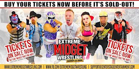 Extreme Midget Wrestling tickets