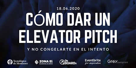 #Onboard | Cómo dar un elevator pitch tickets