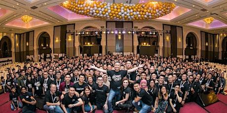 Entrepreneur Masterclass by Vince Tan tickets