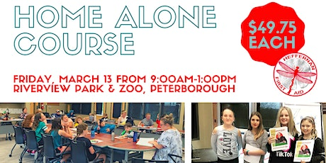 Home Alone Course tickets