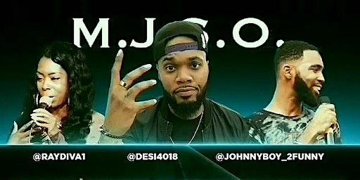 MJSO1000 x CSL Presents Desi Alexander Live