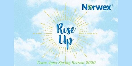 Team Aqua Spring Retreat tickets
