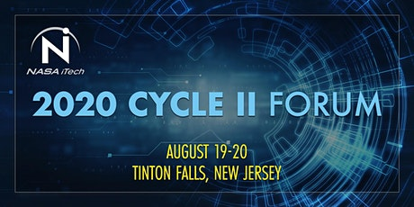 2020 NASA iTech Cycle II Forum tickets