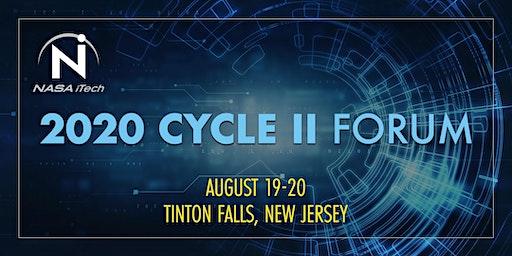 2020 NASA iTech Cycle II Forum