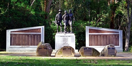 Kokoda Track Memorial Walk (1000 Steps) History Talk tickets