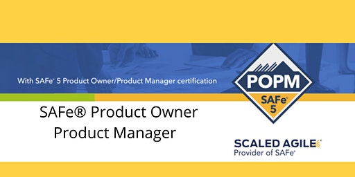 Product Owner/Product Manager - SAFe® 5.0 - Bangalore