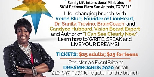 DREAM IT! SPEAK IT! LIVE IT!