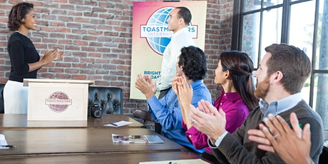 Michigan Ave Toastmasters Meeting - Area Speech Contest tickets