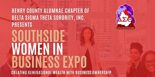 Third Annual Southside Women in Business Expo