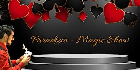 Paradoxo -MAGIC SHOW ingressos