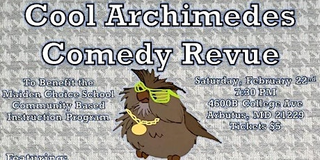 Cool Archimedes Comedy Revue tickets