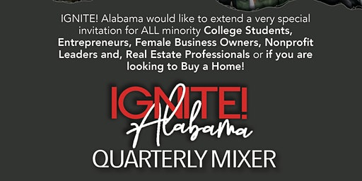 IGNITE! Alabama Quarterly Mixer