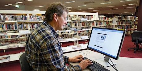 Internet Basics @ Rosny Library tickets