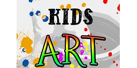 Kids Art Classes K-3rd Grade (02-17-2020 starts at 4:30 PM) tickets