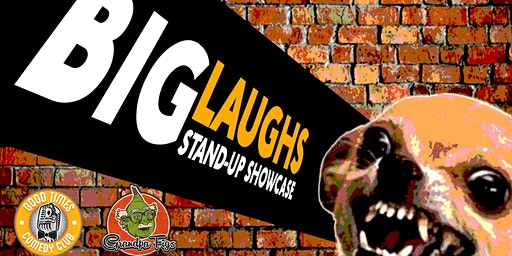 Big Laughs - Stand Up Showcase