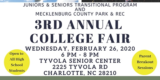 3rd Annual College Fair - CIAA Week