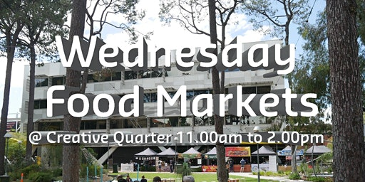 Wednesday Food Markets