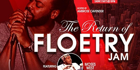 The Return of Floetry Jam tickets