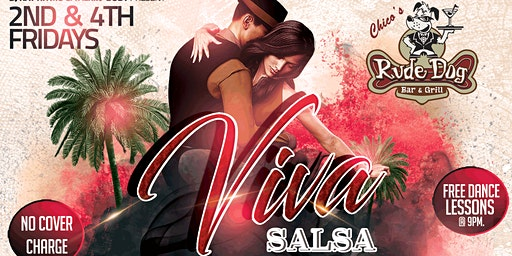 Viva Salsa! – 4th Friday By Request