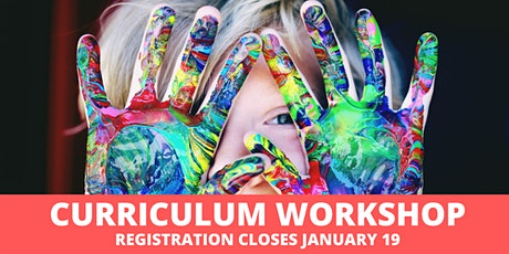 CURRICULUM WORKSHOP tickets