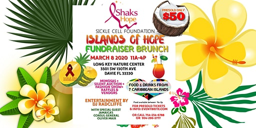 ISLANDS OF HOPE BRUNCH -PRESOLD TIX ONLY