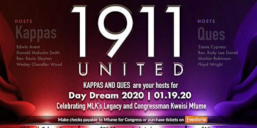 Day Dream 2020: Celebrating MLK and Kweisi Mfume