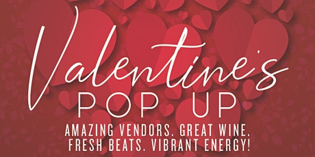 Lady's Oak Valentine's Pop Up tickets