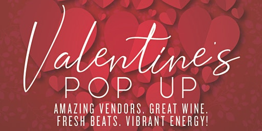 Lady's Oak Valentine's Pop Up