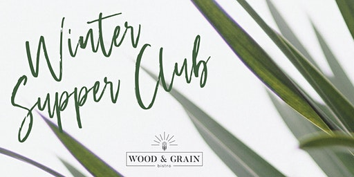 Winter Supper Club