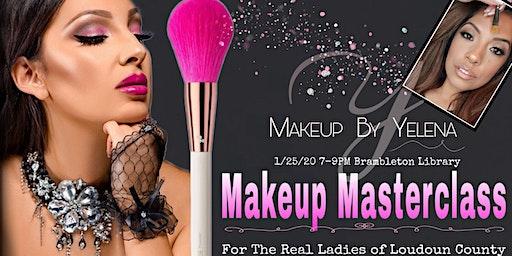 Makeup Masterclass featuring Pro-Makeup Artist Yel