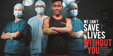 Gleneagles Gives Back: Blood Donation Drive 2020 tickets