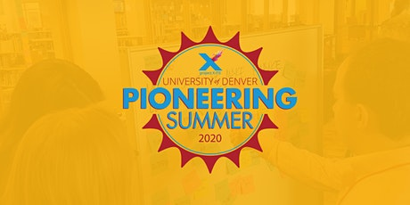 Pioneering Summer Accelerator: Info. Session #1 tickets