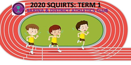 2020 Term 1 Squirts Program tickets