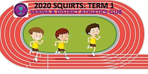 2020 Term 1 Squirts Program