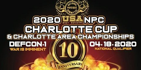 2020 NPC Charlotte Cup & Charlotte Area Championships tickets