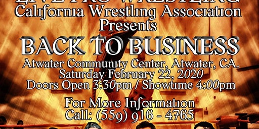 CWA: Back to Business