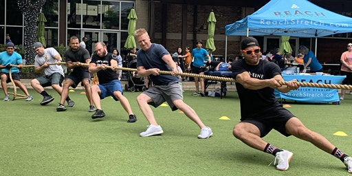 2020 Jack Daniel's Charity Tug-of-War Tournament in Houston