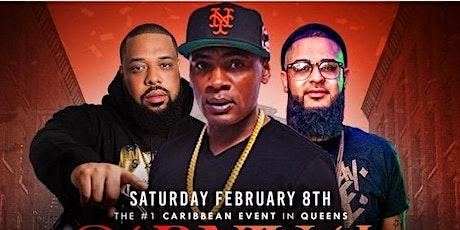 Hot 97 massive B Jabba invades Carnival Saturday (ladies no cover all night tickets