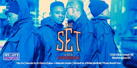 The Set: A R&B Experience tickets