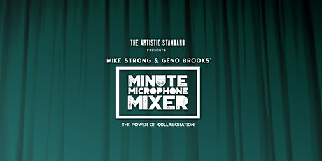 MINUTE MICROPHONE MIXER tickets
