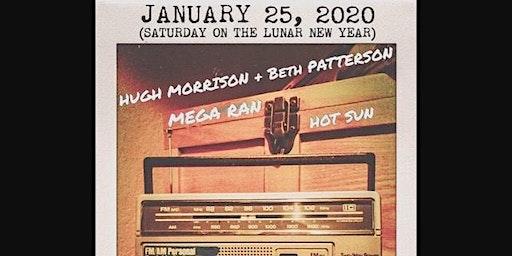 Hot Sun / Mega Ran / Hugh Morrison & Beth Patterson