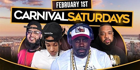 Carnival Saturday (reggae soca kompa ) ladies no cover all night tickets
