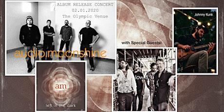 AUDIO MOONSHINE (album release) + Low-fi + Johnny Boy Kunk tickets