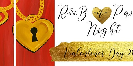 R&B and Paint (Valentines Day Edition) tickets
