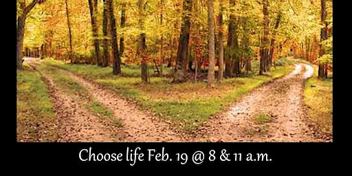 Choice Sunday - you decide