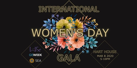 International Women's Day Gala tickets